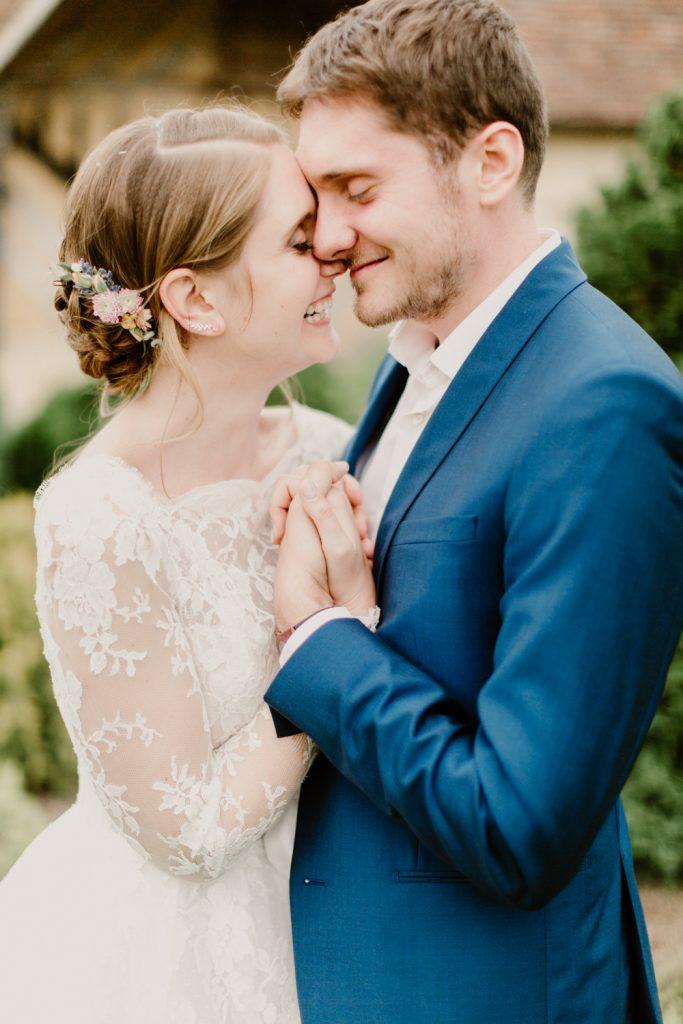 Photographe mariage bohème champêtre