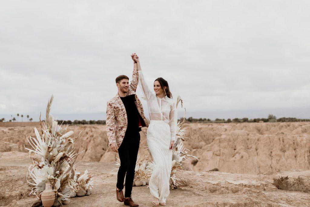 elopement marrakech